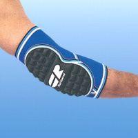 Handball Ellenbogenschutz mit Polster, Sportbandage