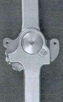 Druckknopfgelenk für RGO-Orthesen mit Wippe