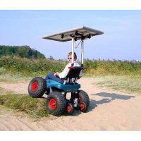 cadWeazle - selbstfahrender Ballonradrollstuhl