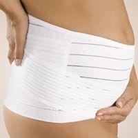 Abdominalstütze für Schwangere