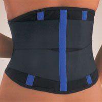 VarioBasic Rückenbandage