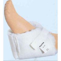 Fersenschoner mit elastischem Klettverschluss