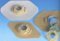 TrachiNaze Stomafilter, Halteplatte klein, 10 Stück-Packung