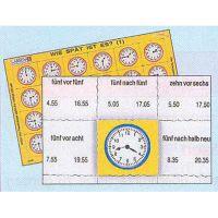 Uhrzeitenpuzzles