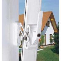 Fensterzusatzschloss in Fenstergriffoptik FO500