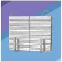 Rettungsleiter ohne Abstandshalter / Rettungsleiter mit Abstandshalter