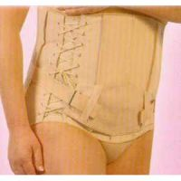 Damen-Rückenstützmieder, anprobefertig