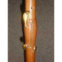C-Flöte für beeinträchtigte linke oder rechte Hand