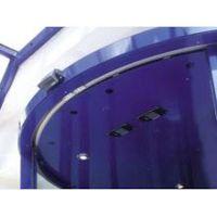 Halbrund- und Rundschiebetürsystem Geze Slimdrive SC/SC-FR und SCR/SCR-FR