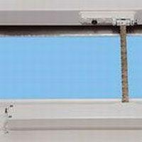 Fensteröffner mit Kettenmotor