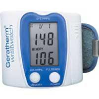 Blutdruckmessgerät Geratherm wristwatch