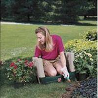 Gartensitz und Kniekissen