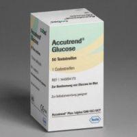 Teststreifen Accutrend Glucose