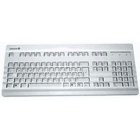 Cherry Standardtastatur mit Fingerführung