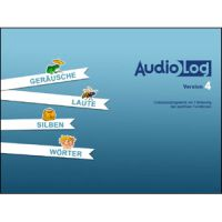 Hörtrainingsprogramm AudioLog 4
