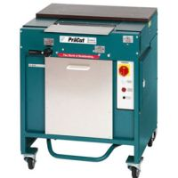 Buchblockabstanzmaschine und Einkerbmaschine PräCut