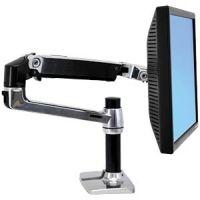 Ergotron LX LCD Arm für Tischmontage / Ergotron LX LCD Arm für Wandmontage