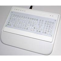 ABP Muskeldystrophiker-Tastatur mit Handballenauflage / ABP Muskeldystrophiker-Tastatur ohne Handballenauflage