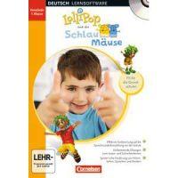 LolliPop und die Schlaumäuse - Kinder entdecken die Sprache