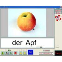 Trainingsprogramm Hören-Sehen-Schreiben