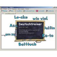 Lernsoftware Deutschtrainer