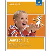 Alfons Lernwelt Deutsch 1- 6