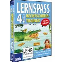 Lernspass Rechtschreib-Trainer 4. Klasse