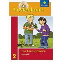 Lernsoftware Pusteblume Deutsch 2 - 4