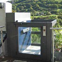 Senkrecht-Aufzug  Minisirio