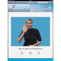 iSignIT - multilingual assistance für hörgeschädigte Personen
