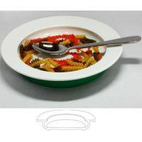 Unisono Spezial Suppenteller 22cm, weiß