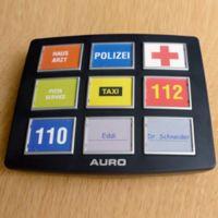 Großtasten-Wählgerät für stationäre Telefone DB5511