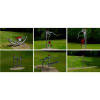 Fitnessgeräte / Bewegungsparcours
