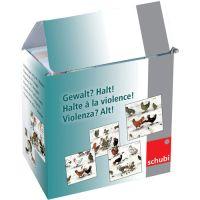 Gewalt? Halt! / Bildergeschichten zur Gewaltprävention