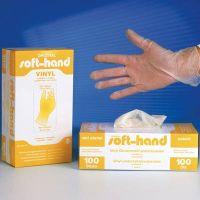 Einmal-Handschuhe Vinyl