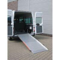 AMF-Bruns Euro-Auffahrrampe - Rollstuhlrampe