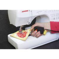 Handsteuerung für Nähmaschinen und Overlock und Industrienähmaschinen