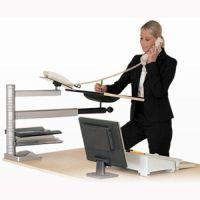 Stehpult-Aufsatz desk optimal