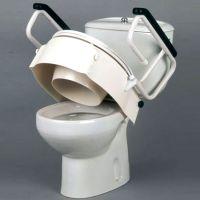 Servocare Toilettensitz mit Lehnen