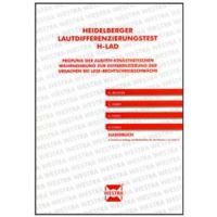 H-LAD Heidelberger Lautdifferenzierungstest