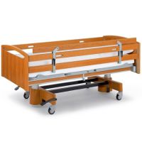 Seitengitter Holz