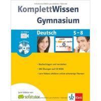 KomplettWissen Deutsch Gymnasium 5-8