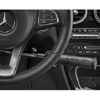 Handbediengerät Gas / Bremse rechts mit u. ohne Feststellvorrichtung für Fußbremse / Handbediengerät Gas / Bremse links mit Gestänge