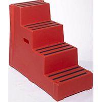 Aufstiegshilfe Horseblock 4 Stufen / Aufstiegshilfe Horseblock 3 Stufen / Aufstiegshilfe Horseblock eckig