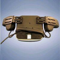 Hinterhaupt- oder Kopfsteuerung mit 3 Sensoren