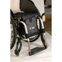 Tasche in Box-Form für den Rollstuhl