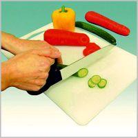 Brotmesser / Allzweckmesser mit Wellenschliff