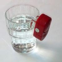 Akustischer Füllstandsanzeiger für Flüssigkeiten