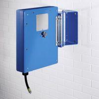 Schlauchaufroller für Luft, Wasser oder Öl