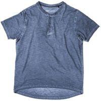 Henley Shirt Marine